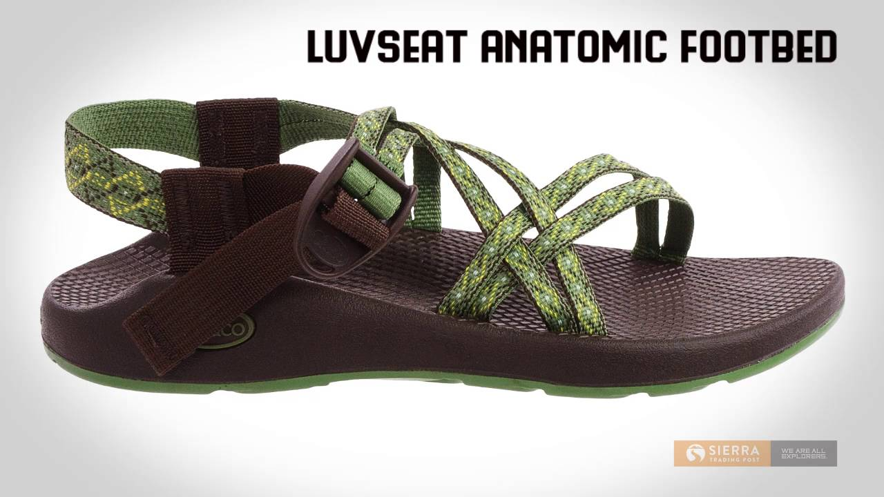 192daa560df568 Chaco ZX 1 Yampa Sport Sandals - Vibram® Outsole (For Women) - YouTube