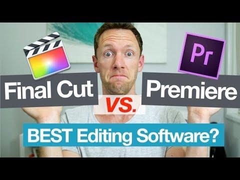 Final Cut Pro vs Adobe Premiere: Best Video Editor?
