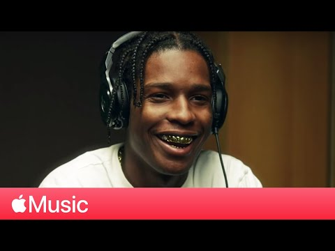 A$AP Rocky Talks with Zane on Beats 1