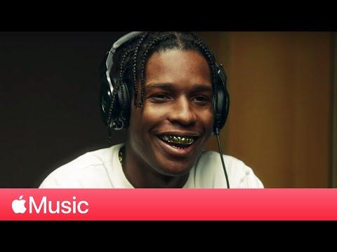 A$AP Rocky and Zane Lowe [FULL INTERVIEW] | Beats 1 | Apple Music