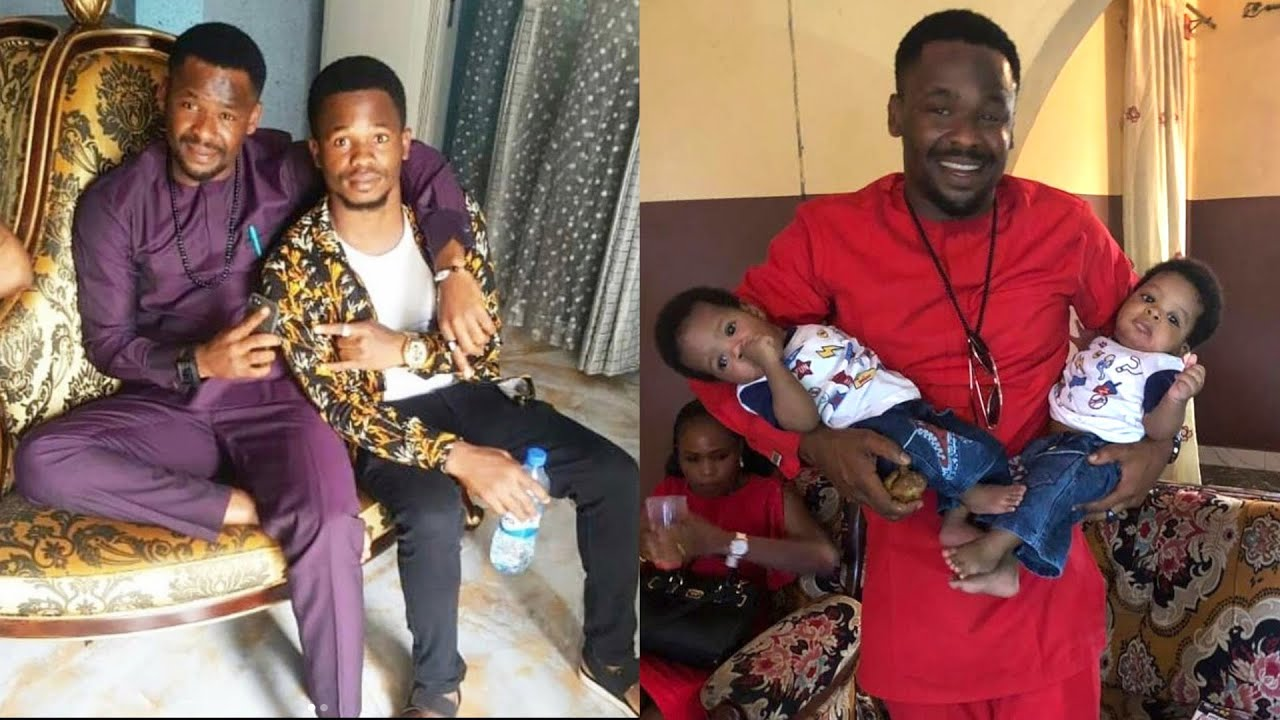 Download All You Need To Know About Zubby Micheal Twin brother And Twin Children