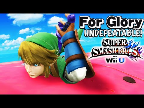 AGHHH!!!  | Undefeatable! Link Ep. 4 - SSB4 for Wii U (For Glory)