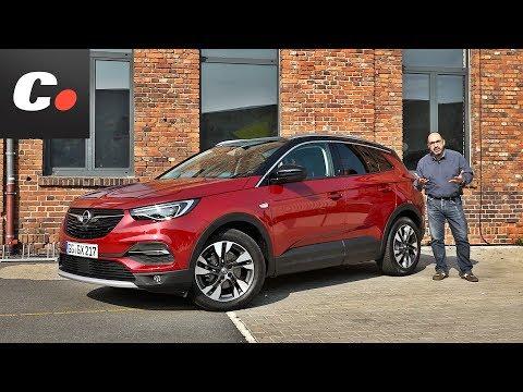 Opel Grandland X SUV | Primera prueba / Test / Review en español | coches.net
