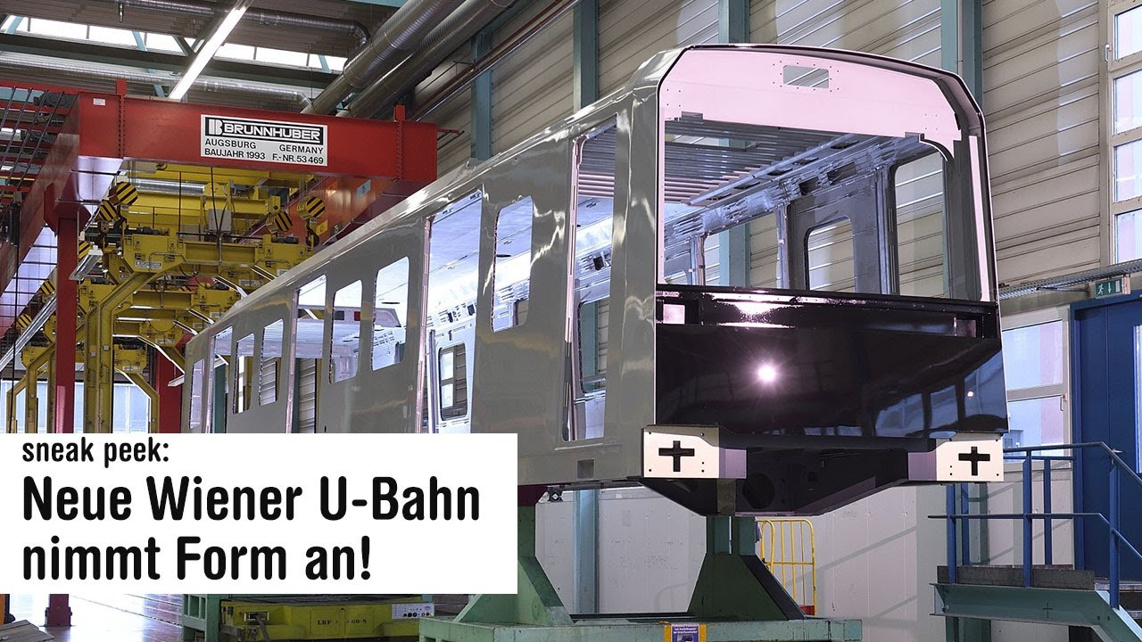 Neue U Bahn