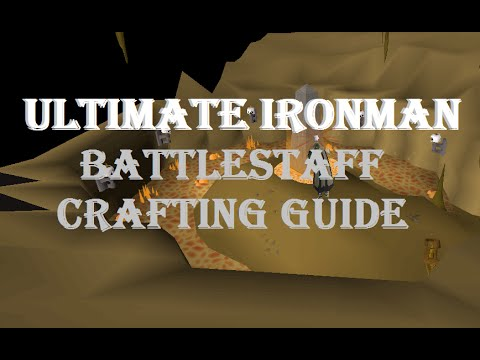 Ultimate Ironman Crafting Guide