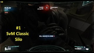 #1 Splinter Cell Blacklist 2017 Online Multiplayer Gameplay. Classic on Silo (Pro Match). PC Ultra