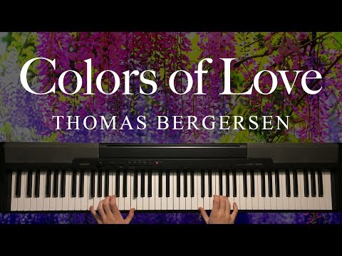 Colors of Love by Thomas Bergersen (Piano)