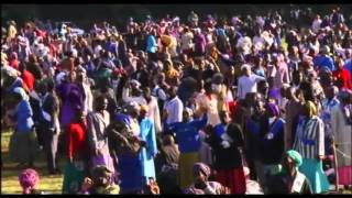 GRAND MEGA SUPER MASSIVE ELDORET WORSHIP 2015 VIDEO 1
