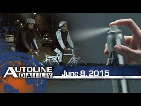 Volvo Life Paint, Autonomy May Fuel Sprawl, Buick's New Design Director - Autoline Daily 1636