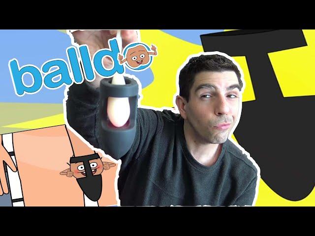 BALLDO : Transforme tes testicules en sextoys ! Ballgasm assuré !