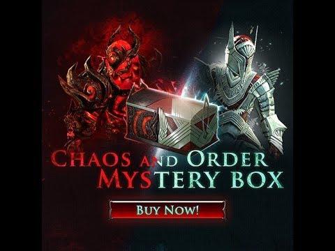 Poe Mystery Box