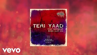 Yash Narvekar Teri Yaad (Remix)