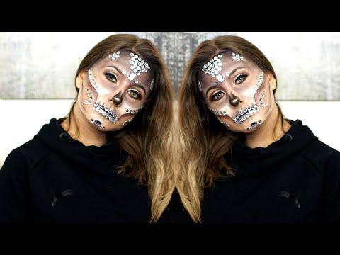 easy-glam-diamond-skull-makeup-tutorial-part-two