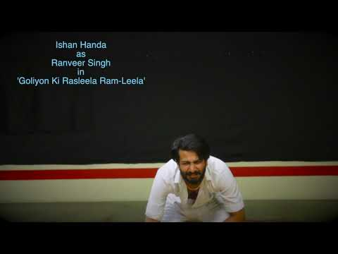 # Ramleela movie act #best actor award India 30 second video act category #Like share subscribe