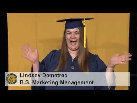 2019 WGU Commencement in Orlando, FL - Conferral of Bachelor's Degrees