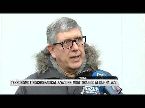 TG PADOVA (13/12/2018) - TERRORISMO E RISCHIO RADI...