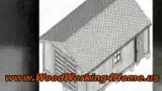 Storage Shed Plans - Diy Introduction For Woodworking Beginners