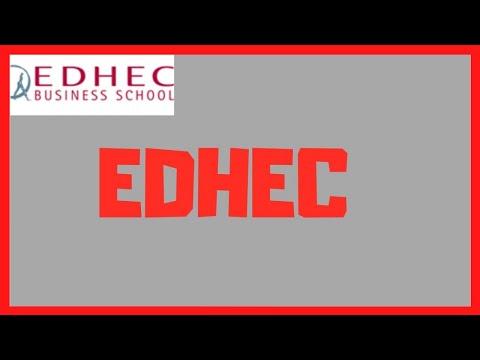 ORAUX DE CONCOURS : ORAL EDHEC ✅