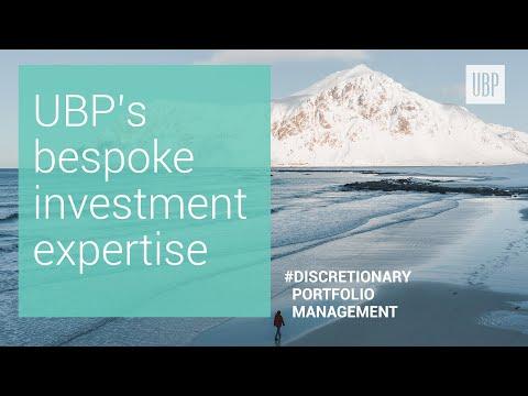 UBP's Bespoke Investment Expertise