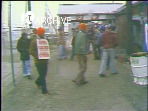 WAVY Archive: 1979 Newport News Shipyard Strike - Families