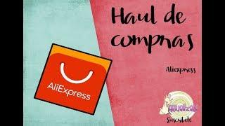 Haul o unboxing de compras de manualidades en Aliexpress | Troqueles y sellos