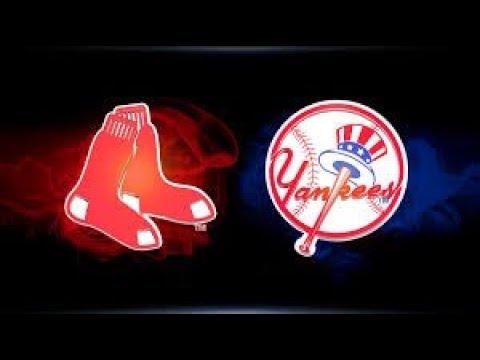 Boston Red Sox vs New York Yankees   Full Game Highlights