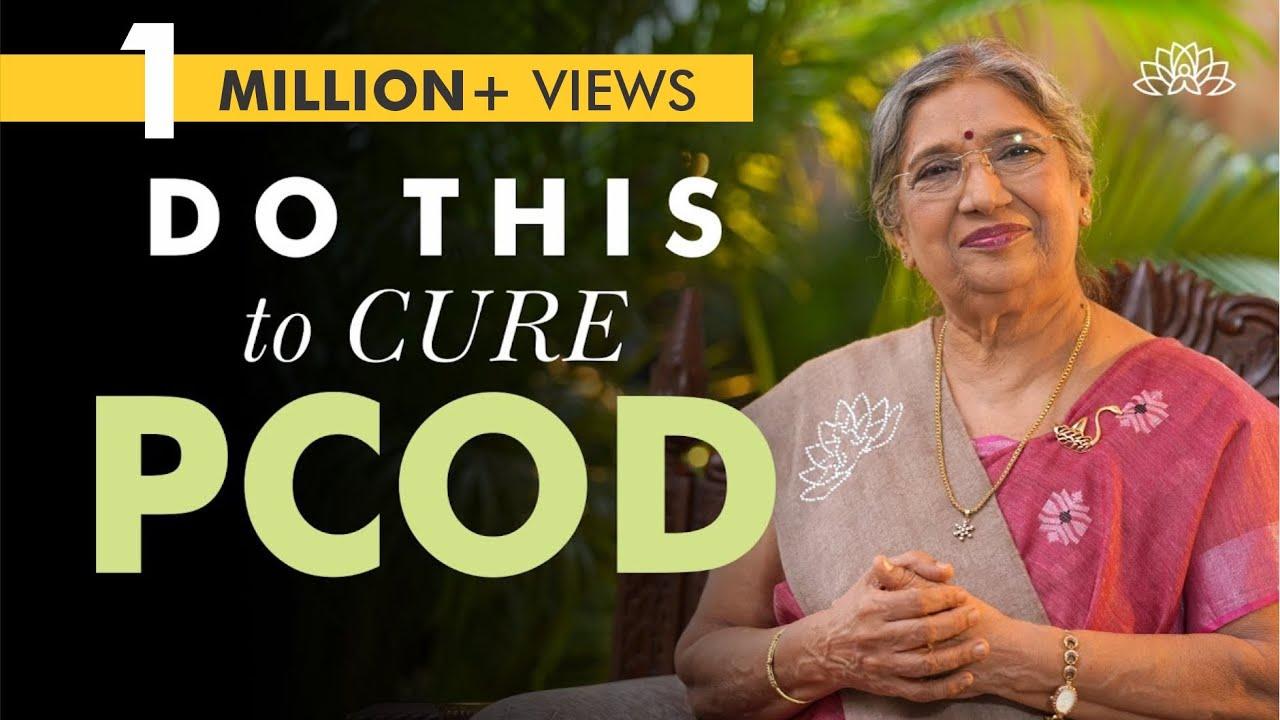 Download Healthy Diets & Yoga Asanas for PCOD   Dr. Hansaji Yogendra