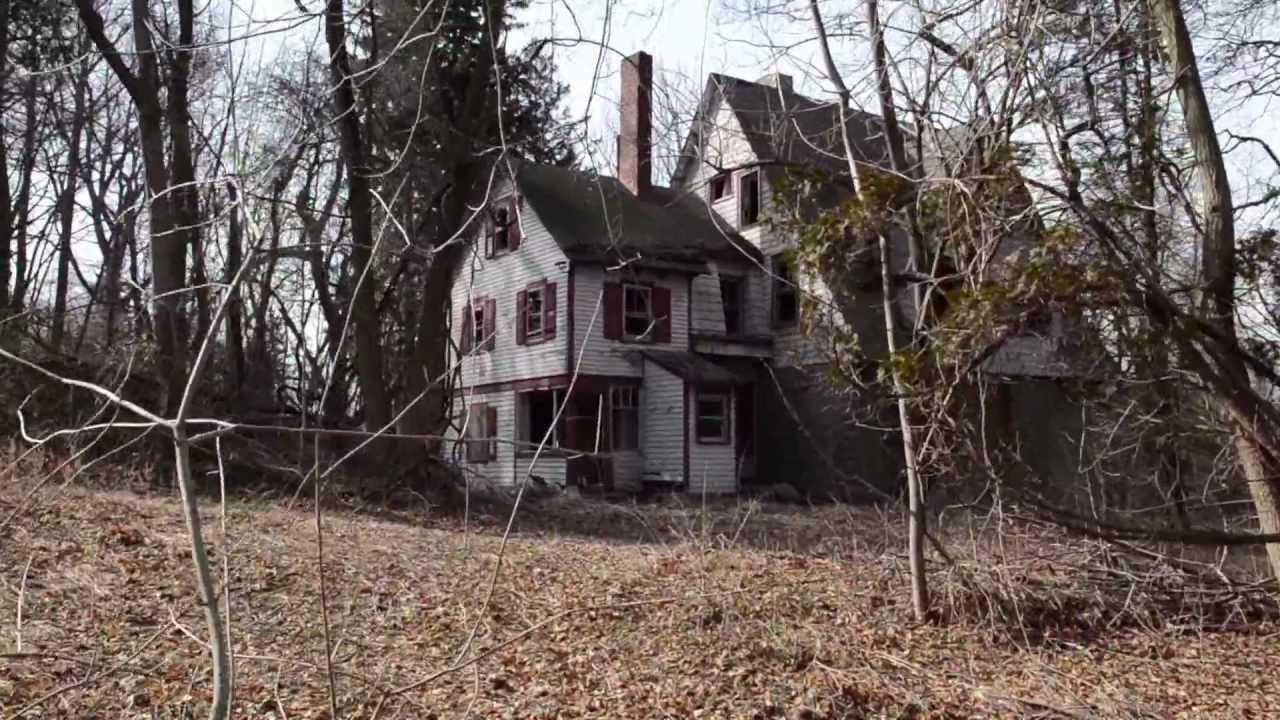 Abandoned House Myers Wilcox House Youtube