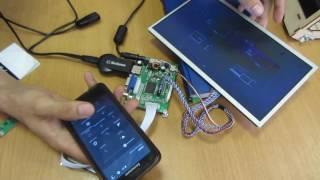 Mirascreen Обзор приставки HDMI  Miracast