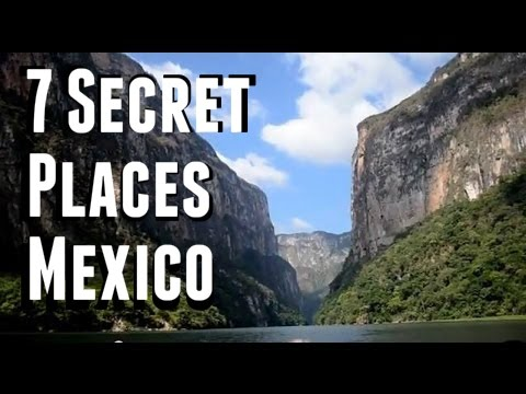 Travel Tips: 7 Places in Mexico you did not know even existe