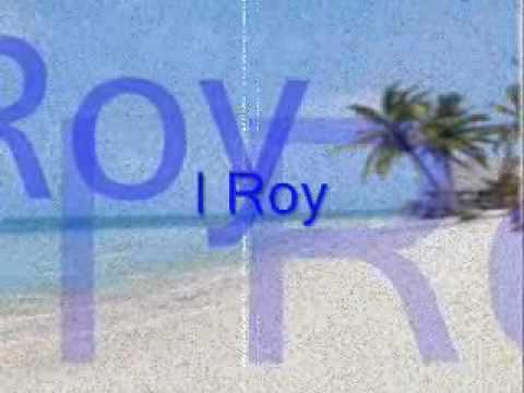 I Roy - A Fi Talk