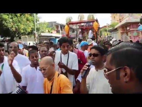 Hare Krishna Waterfront Festival - Ratha Yatra