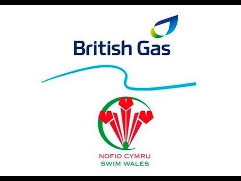 LIVE: British Gas / Swim Wales Summer Nationals 2013 (S12)