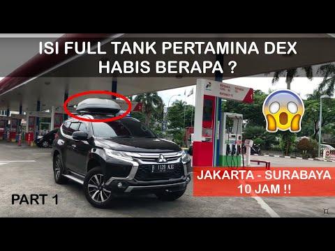 ROAD TRIP UJUNG TIMUR JAWA    PAJERO SPORT DAKAR (1/3)    TOL TRANS JAWA (JAKARTA - SURABAYA)
