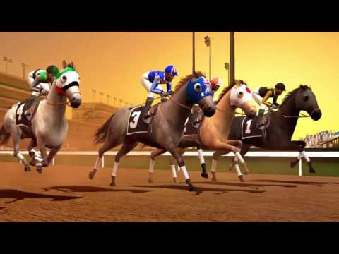 Photo Finish Horse Racing | 2017 Google Play Promo Video