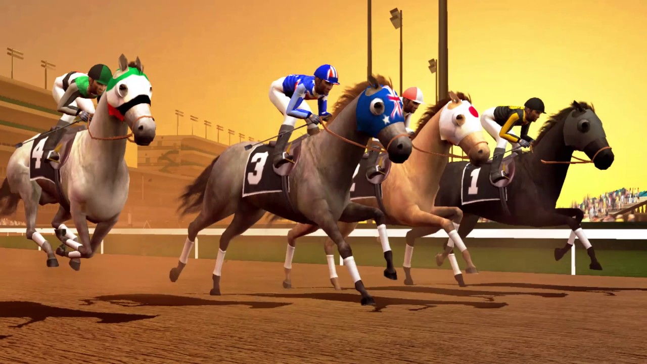 Photo Finish Horse Racing | 2017 Google Play Promo Video ...