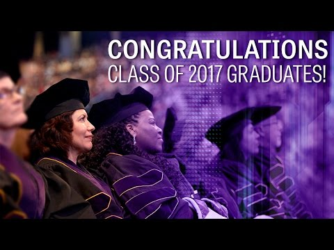 Online & Cohort Commencement April 29 2017 2pm