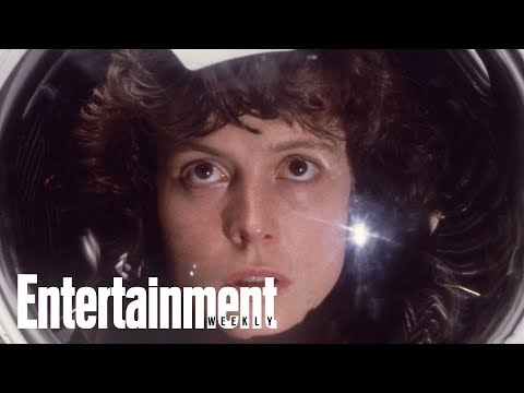 Alien: Ridley Scott Reveals Why He Cast Sigourney Weaver As Ellen Ripley | Entertainment Weekly