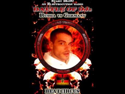 beatCirCus @ Russia vs Germany on electrocution Radio 10.5.13