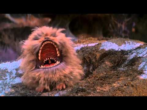 Fizzgig Screams in Anger! The Dark Crystal Scene