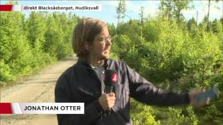 Försvunnen flicka hittad vid liv - Nyheterna (TV4)