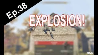 Explosion!! | Heroes and Generals (Funny Moments Ep.38)