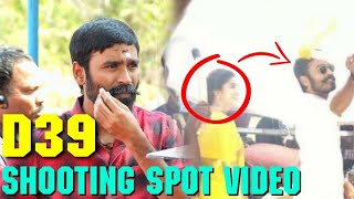Dhanush 39 Shooting Spot Video - Asuran Update | Sneha | Durai SenthilKumar | Cinema News