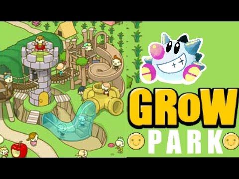 Grow Park: A more open-ended Grow
