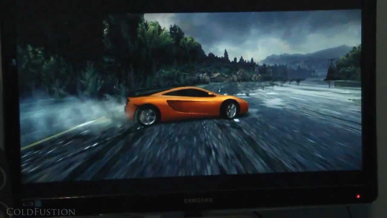 Samsung Galaxy Note 2 HDMI Need For Speed Most Wanted [Gameplay and Review]