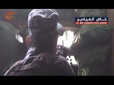 حرب شوارع في محيط جامع النوري الكبير في الموصل القديمة