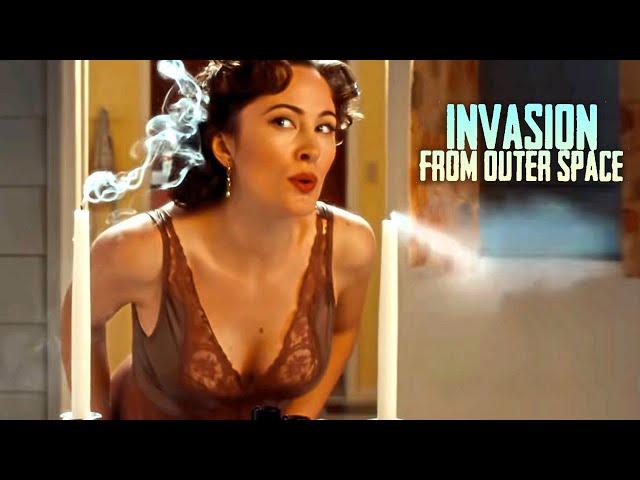 Invasion From Outer Space (Horrorfilm auf Deutsch anschauen in voller Länge, ganzer Horrorfilm)