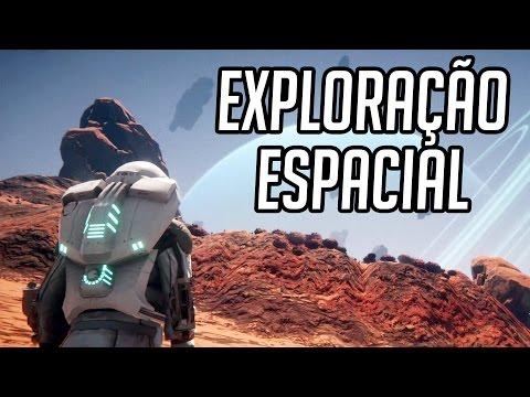 OSIRIS NEW DAWN - Exploração e Sobrevivência Espacial! (PC Early Access Gameplay)