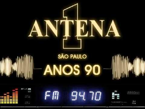 Antena 1 - Programação Anos 90