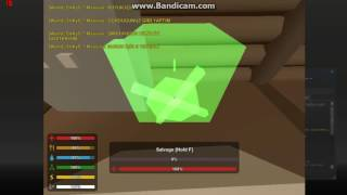 UNTURNED #2 DEMİR DOLAP VE DEMİR CHEST YAPIMI